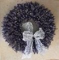 Christmas Indoor Wreaths - Lavender (dried)